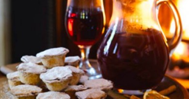 Mulled Wine and Mince Pie Night 18 December 2017
