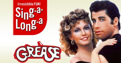Grease Sing-a-long 2 July 2016