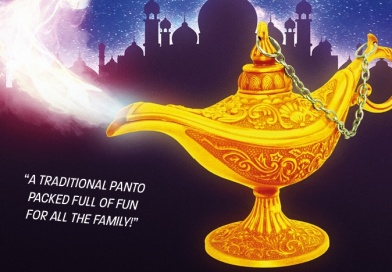 Aladdin 1 – 3 and 7 – 10 and 14 – 17 December 2017