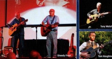Sheedy Frost and Guests Saturday 29 September 2018