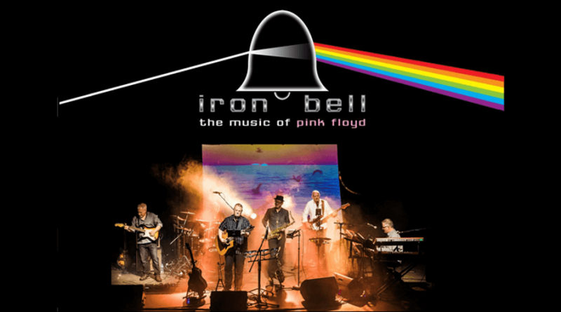 Iron Bell on stage