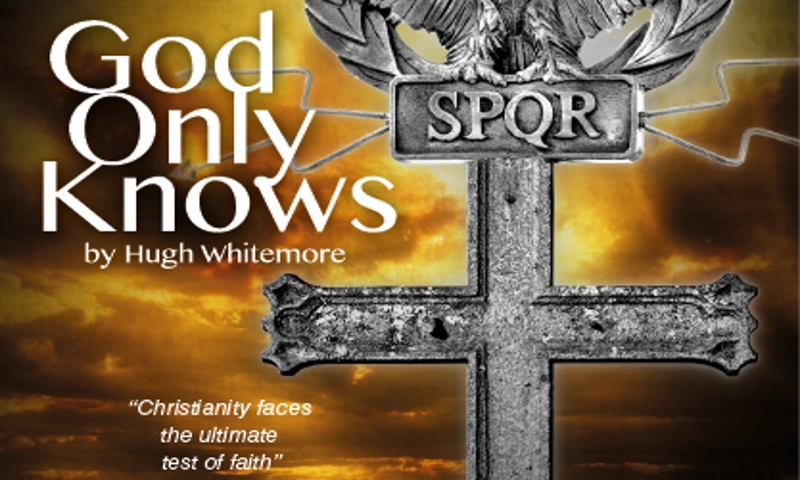 """Watch our trailer for """"God Only Knows"""" – Bolton Little Theatre"""