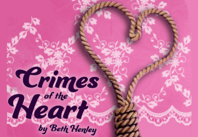 Crimes of the Heart  16th – 23rd May 2020
