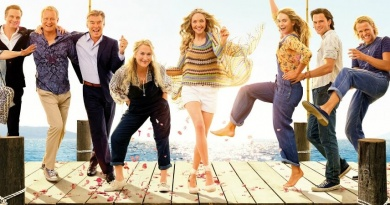 Singalong Mamma Mia Here We Go Again 3rd August 2019