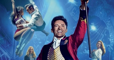 Singalong The Greatest Showman 7th March 2019