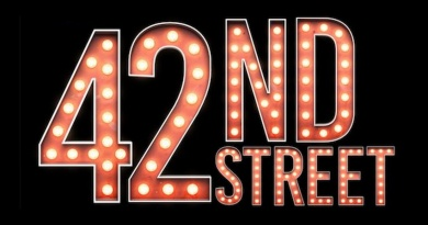 CATS Youth Theatre presents 42nd Street 20th – 23rd November 2019