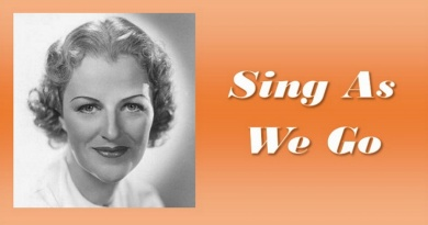 Sing As We Go Saturday 16th October 2021